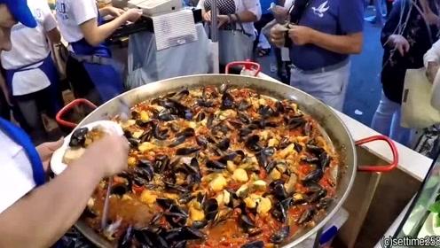 意大利街头美食 看着让人垂涎三尺