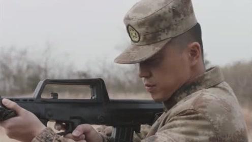《陆战之王》牛努力朝特种兵开枪,士兵:我赌你的枪里没有子弹!