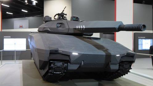 波兰打造全球第一架隐形坦克,1秒变身民用车,无人机都找不到它