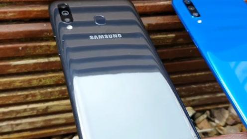 GalaxyA40s!千元机续航能力惊人5000毫安大电池?
