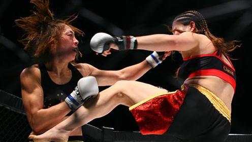 钢膝铁腿重拳,样样都能KO!疯狂出击完胜各路强敌!