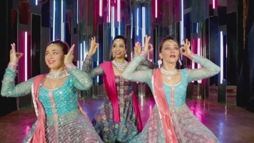印度卡塔克风舞蹈《米拉瓦拉之舞》