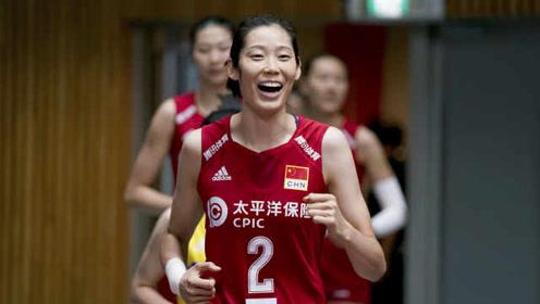 逆转巴西,中国女排豪取世界杯6连胜