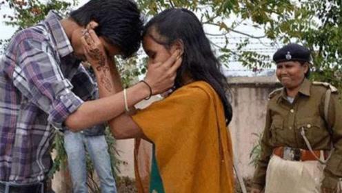 印度村庄奇葩习俗,女子不能自由恋爱,妇女碰手机被视为不贞