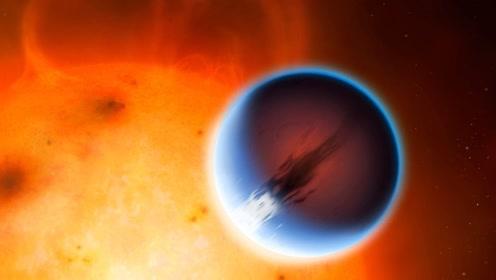 距地球550光年,它们的月亮似乎正面临毁灭,到底发生了什么?