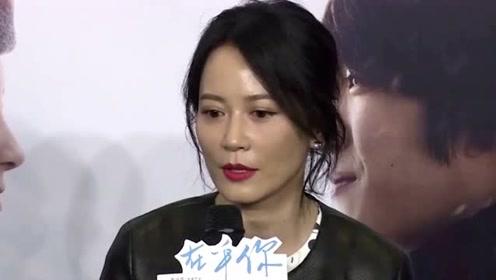 48岁俞飞鸿镂空连衣裙秀姣好身材 冻龄美貌引网友热议