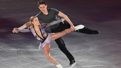 为什么花样滑冰女运动员在场上只能穿短裙?真的不冷吗,涨知识!