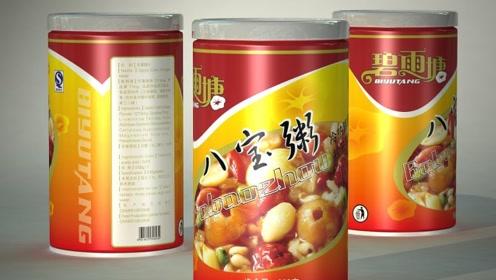 常见的罐装八宝粥,是不是含有防腐剂?真的有营养吗?