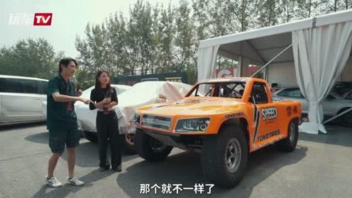 真正雪佛兰SUV陆上飞行秀!用速度、力量、技巧带你飞!