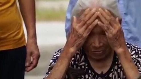 奇闻:105岁奶奶自制面膜,能使皮肤白嫩细腻,看对比度就知道