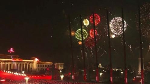 官方剧透!最全镜头带你提前看庆祝新中国成立70周年活动