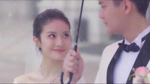 《国民老公2》面条吻甜蜜超标,国民夫妇举行雨中婚礼