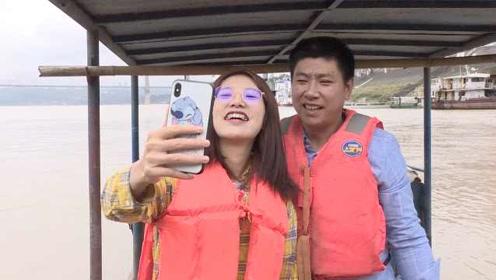 长江十年禁渔!20年老渔民告别船上生活,女儿视频记录告别