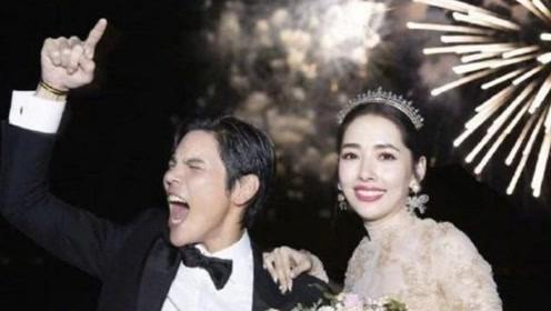 郭碧婷大婚皇冠引关注,向太珍藏8年终出手,网友:豪门婚礼!