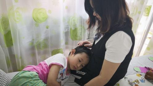 8岁女童患重症遭爸爸放弃 绝望妈妈把家卖空仍凑不够药钱