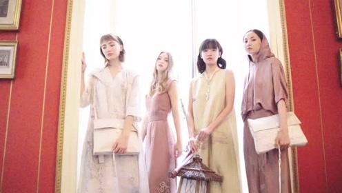 2020春夏米兰时装周,为什么偏偏对这个中国品牌一见钟情?
