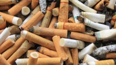 """抽完烟后,烟头不要扔,跟""""它""""搭配在一起,一年能省不少钱!"""
