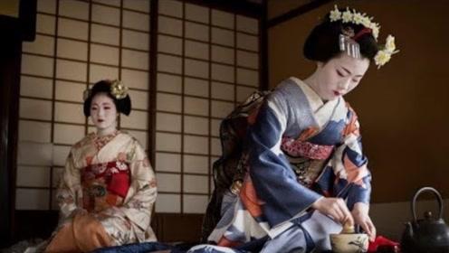 日本艺伎时薪6000元,他们陪客人做什么?答案和你想的一样!