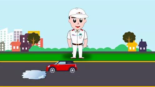 《车里车外那点事儿》遇到积水要不要开过去?
