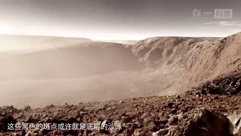 火星地下或许存在移动物体?表面出现很多弯曲物体,看专家咋说