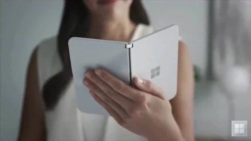 微软双屏手机Surface Duo官方宣传片