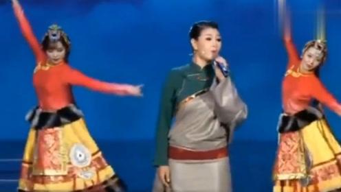 降央卓玛再唱《西海情歌》低沉沧桑的嗓音,果然是实力派!