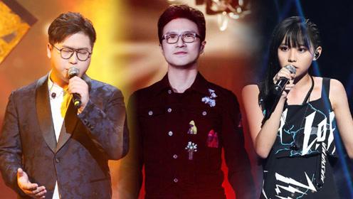 汪峰与好声音学员同唱《我爱你中国》,嗓音震撼开口脆