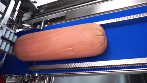 德国全自动切菜流水线,三秒一根火腿肠,中国餐饮或迎来最大危机