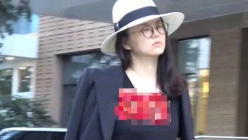 李湘疑似怀上二胎,素颜去医院做检查,整个人特别憔悴