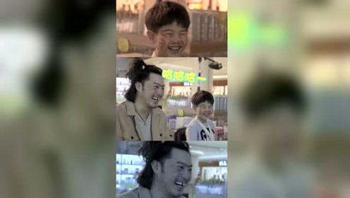 亲密旅行:沙哥说拍这个镜头前,他和安吉都互相没看过对方的脸!