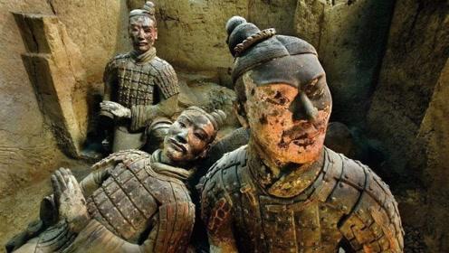 """中国最""""诡异""""的兵马俑,至今只展出过三次,决不允许出国展览!"""