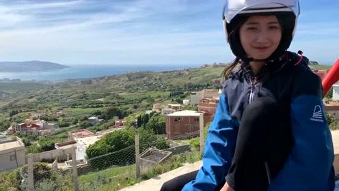 小伍版本的速度与激情!体验摩洛哥刺激好玩山地越野车