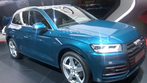 最受欢迎的豪华SUV,丐版也配四驱,6.7s破百只卖31万