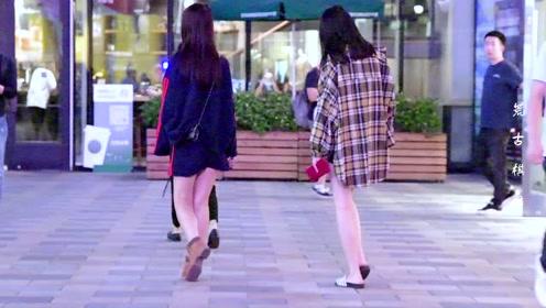 秋天的短靴穿出个性,还非常保暖,你会怎么搭配呢?