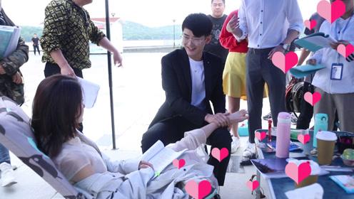 《国民老公2》花絮陆瑾年在剧中和片场的两幅面孔