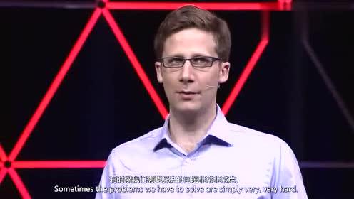 TED演讲:三个方法帮你更好的做决策双语字幕