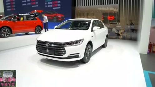 网约车司机喜欢的比亚迪秦燃油版已预售,年起的你会选它吗?