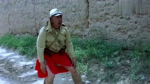 举起手来 :罗圈腿潘长江穿红裙子跳起斗牛舞,别说,还挺不错嘛