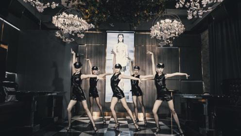 超赞!拉丁女神舞蔡依林的《特务J》,用舞蹈的形式去致敬传奇歌曲