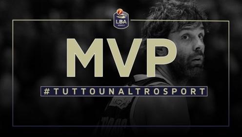 欧洲魔术师高效率队胜卫冕冠军,特奥多西奇获意甲第三轮MVP!