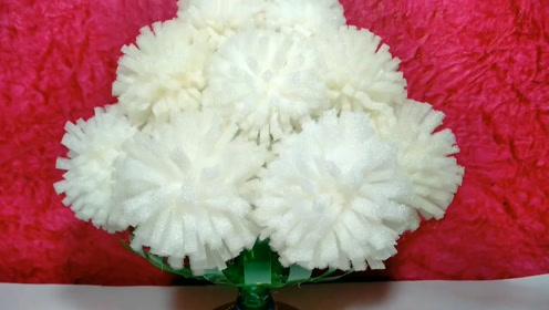 动手小制作:做漂亮花束