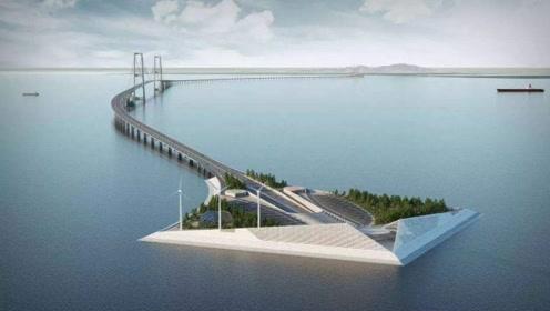 中国桥梁再创奇迹投资500亿 比港珠澳大桥难度还高