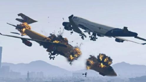 飞行的飞机撞上鸟类,后果到底有多严重?一只家雀堪比小型炮弹