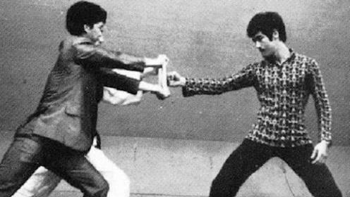 国外主持人体验李小龙寸拳威力,挨了一拳后,立马抱拳认输!