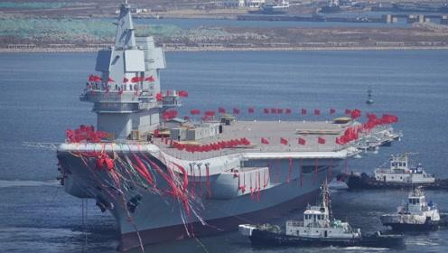 世界还有哪些国家有航母,中国第一艘国产航母处于什么水平?