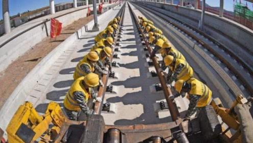 最有钱国家建高铁,要求太高别国不敢出声,只有中国自信接单!