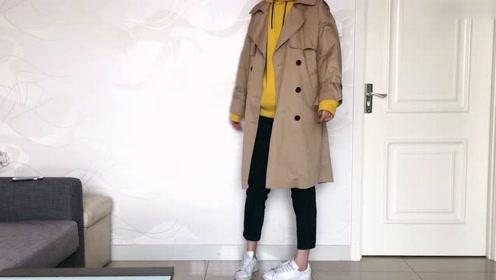 天气转凉了,怎样搭配秋装更好看呢?看看这几个推荐