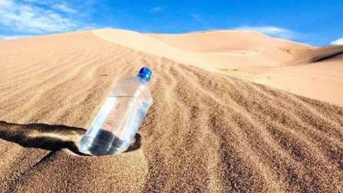 在沙漠里建水厂?每天可产出大量瓶装水,我不是听错了吧?