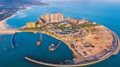 全球最大填海造陆工程,一举超越迪拜!老外:简直是奇迹