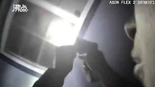 大门没关惹来杀身之祸!美黑人女子在自家遭白人警察枪杀